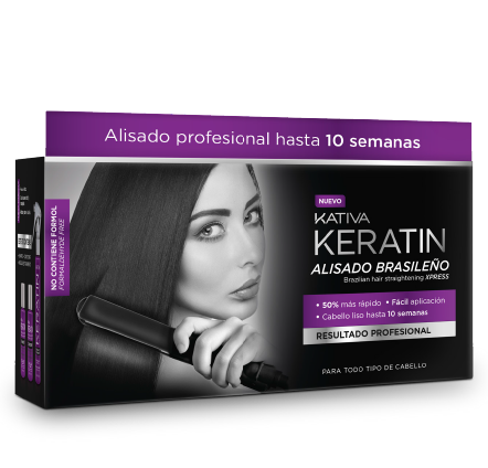 💗 Kativa Keratin Alisado Brasileño